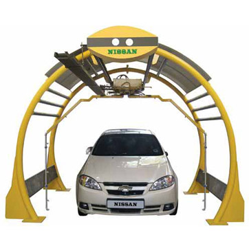 Car Washing Machine Manufacturer