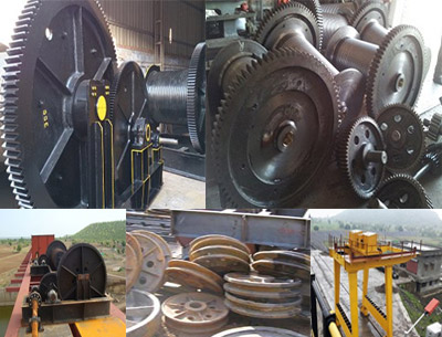 Rope Drum Hoist Manufactures & Suppliers
